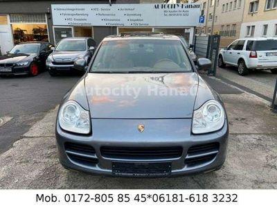 gebraucht Porsche Cayenne S 4.5 LPG Gas Navi*AHK*Bose*Top Zustand!