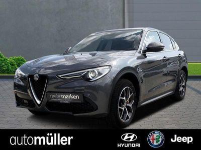 gebraucht Alfa Romeo Stelvio Super 2.2 Diesel Q4