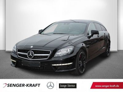 "käytetty Mercedes CLS63 AMG AMG AMG-STYLING+NAVI+LED+RÜCKFAHRK+19""LM"