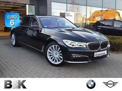 käytetty BMW 750L i xDrive Executive Lounge Seating, Sky Lounge