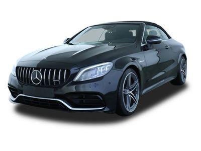 gebraucht Mercedes C63 AMG AMG Cabriolet Vmax HighEnd Assistenz COMAND