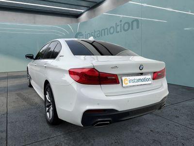 gebraucht BMW 530 530 e MSport AG NAVIProf KAMERA SHZ WLAN
