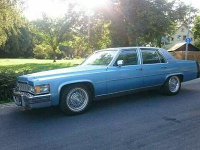 gebraucht Cadillac Fleetwood