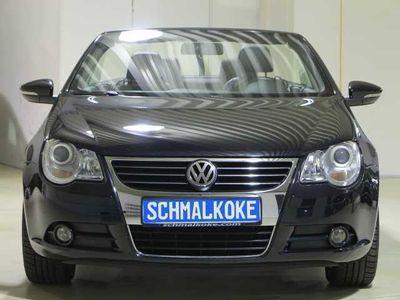 gebraucht VW Eos 1.4 TSI Edition 2010 Leder Navi Climatronic