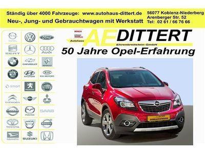 gebraucht Opel Mokka Geländewagen Edition, Sonderpreise!