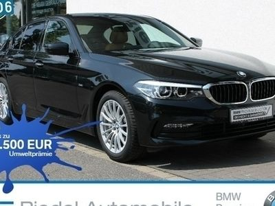 käytetty BMW 530 i Sport Line Aut. Leder Head-Up Navi LED PDC