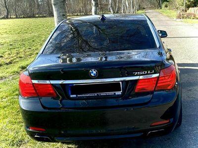 gebraucht BMW 750L i /wenig Kilometer/ top gepflegt/