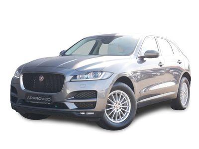 gebraucht Jaguar F-Pace 30d Prestige Schiebed./Business-P. Navi