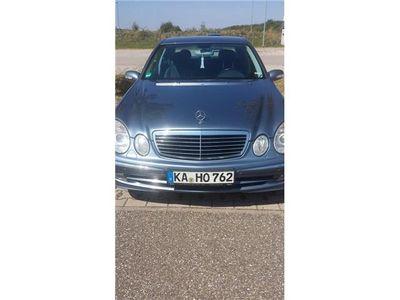 gebraucht Mercedes E270