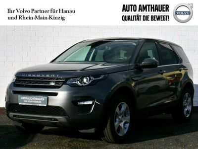 gebraucht Land Rover Discovery Sport SE - AHK,WinterPaket, Xenon,Navi