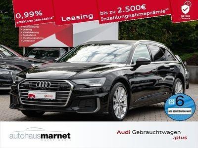 gebraucht Audi A6 Avant Sport 50 TDI quattro S line B&O Assisten Sta