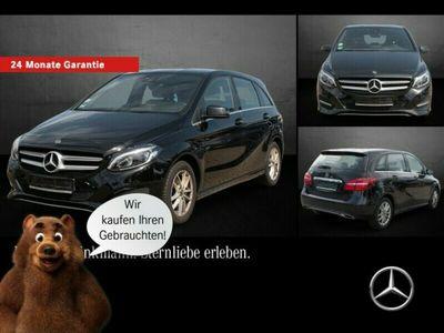 gebraucht Mercedes B200 d Urban/Navi/LED/SHZ/Parktronic/KeylessGo Kamera