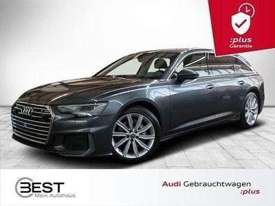 gebraucht Audi A6 Avant 50 TDI quattro sport S-Line VIRTUAL, LED, ACC, Navi+