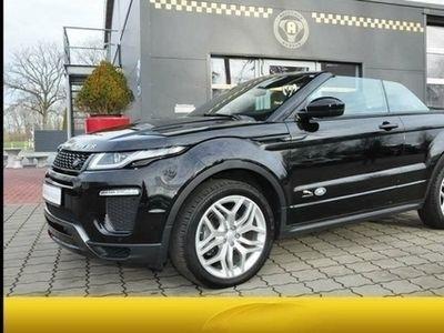 gebraucht Land Rover Range Rover evoque Cabriolet HSE Dynamic