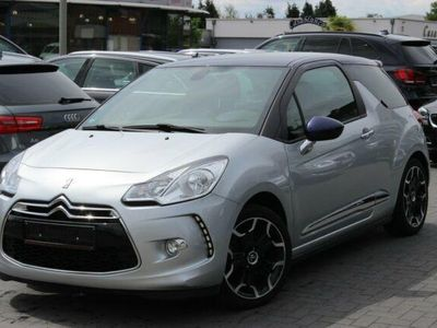 used Citroën DS3 SportChic - 1.6 THP - 156PS - Navi - UVM