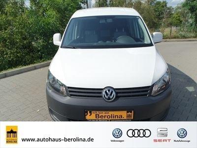 gebraucht VW Caddy Kombi 1.6 TDI Trendline *PDC*GRA*KLIMA*