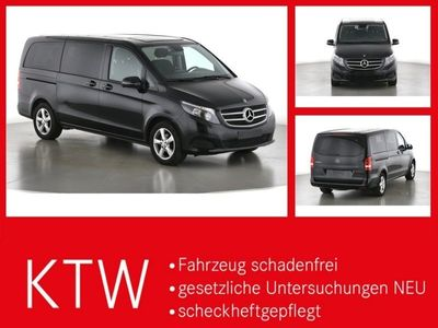 gebraucht Mercedes V220 lang,2xKlima,7G Tronic,7-Sitzer