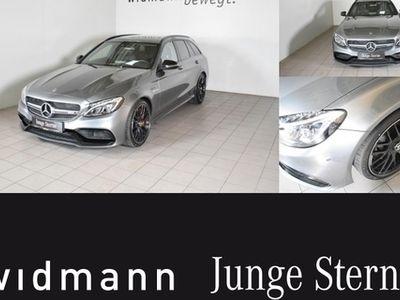gebraucht Mercedes C63 AMG AMG S T Burmester*LED*Kamera*Navi*PDC