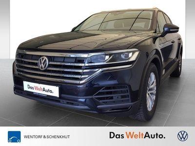 gebraucht VW Touareg Basis 3.0 TDI AHK Leder ACC Luftfederung