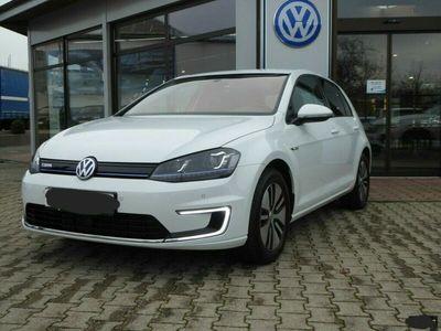 gebraucht VW e-Golf 116PS, CCS Laden, Wärmepumpe