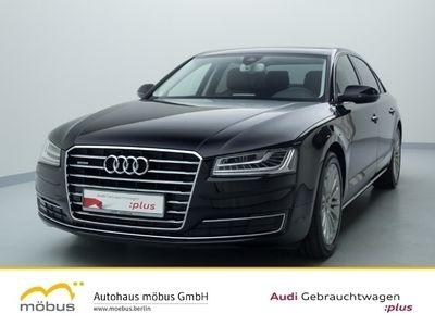 gebraucht Audi A8L 3.0 TDI QU*TIPTR*PANO*LEDER*SERVO*AIR