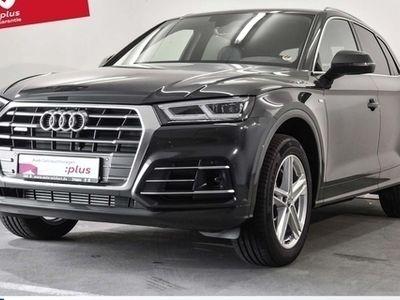 gebraucht Audi Q5 Sport 45 TFSI quattro S tronic S line LED/AHK