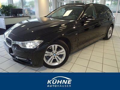 "gebraucht BMW 318 d Touring Sport 8xALU""NAVI""TEMPOMAT""Panorama"