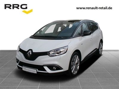 gebraucht Renault Grand Scénic IV LIMITED DELUXE TCe 115 Sitzheizu