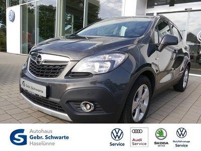 gebraucht Opel Mokka 1.4 Turbo Edition ecoFlex AHK Shzg Kamera