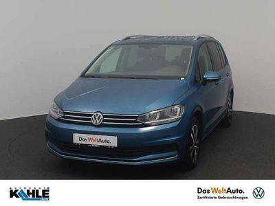 gebraucht VW Touran 2.0 TDI United 7-Sitzer Navi Family-Paket K