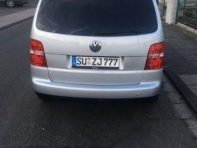 gebraucht VW Touran 2.0