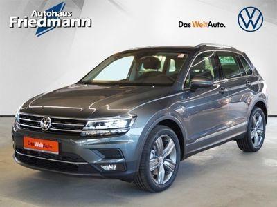 gebraucht VW Tiguan 2.0 TSI #Highline #4M #DSG #LED #AHK #ACC