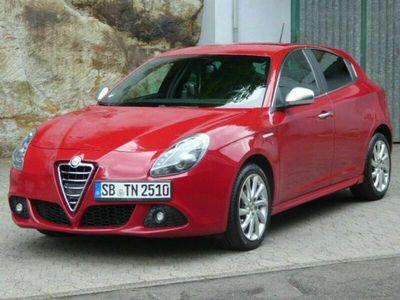 gebraucht Alfa Romeo Giulietta Turismo als Limousine in Saarbrücken