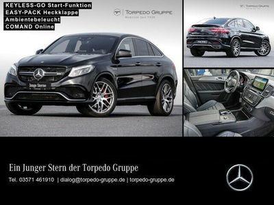 gebraucht Mercedes GLE63 AMG S AMG 4M COUPÉ NAVI+COMAND+LED+PANO+AHK+D