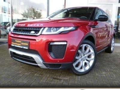 gebraucht Land Rover Range Rover evoque 2.0 TD4