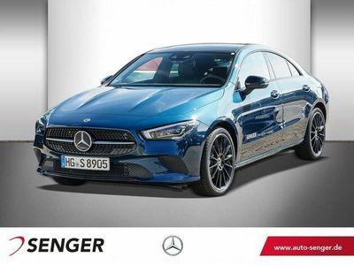 gebraucht Mercedes CLA200 Coupé Navi Premium Night Paket Multibeam