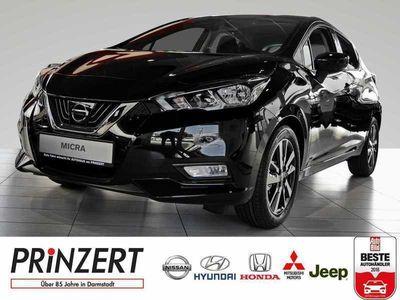 gebraucht Nissan Micra 0.9 M/T 'N-WAY' Navi, Tageszulassung, bei Autohaus am Prinzert GmbH
