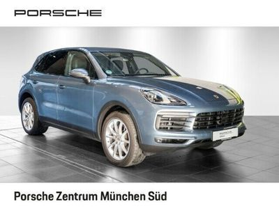 gebraucht Porsche Cayenne LED Panoramadach Surround View 20-Zoll