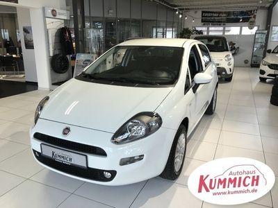 gebraucht Fiat Punto 1.4 77PS 5-Türer Klimaautomatik Tempomat