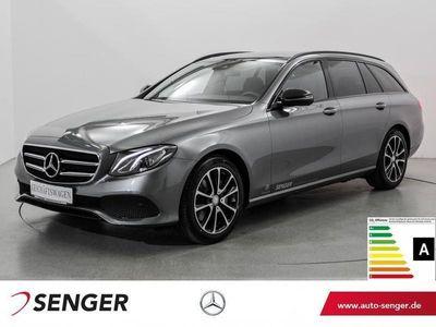 gebraucht Mercedes E350 E-Klassed Avantgarde Night Panorama Rückfahrk.