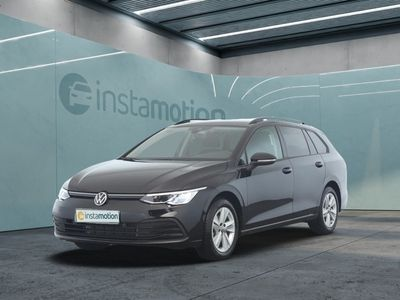 gebraucht VW Golf VIII GolfVariant 1.5 TSI Life | NAVI | AHK | LED