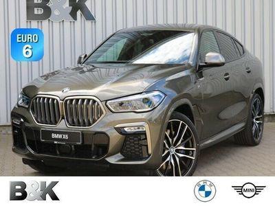 gebraucht BMW X6 M50d DrivAssProf. Laserlicht AHK Standhz. 22'