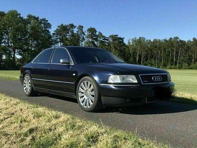 gebraucht Audi A8 D2 Facelift 4,2 V8 LPG Quattro