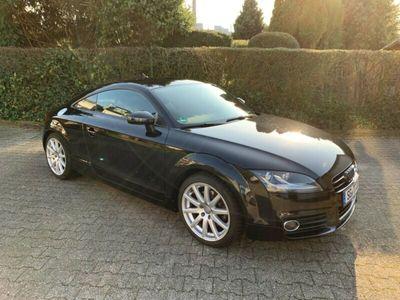 gebraucht Audi Coupé TT1.8TFSI *Checkheftgepflegt,BiXenon*