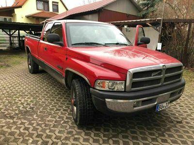 gebraucht Dodge Ram als SUV/Geländewagen/Pickup in Sülzetal