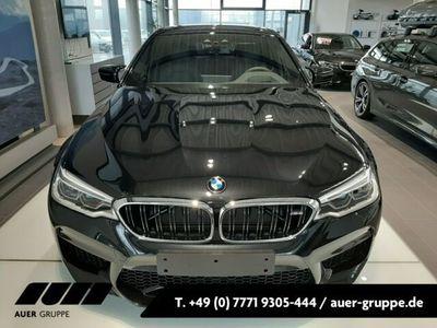 gebraucht BMW M5 Limousine (Navi Leder HUD Kurvenl. Automatik)