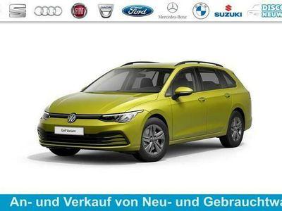 gebraucht VW Golf Variant Life ACC/6 LAUTSPRECHER