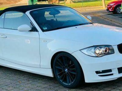gebraucht BMW 120 Cabriolet i Aut. / NAVI / LEDER / BI-XENON / PDC
