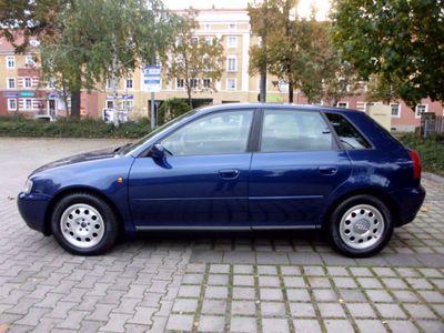 gebraucht Audi A3 1.6 wenig KM