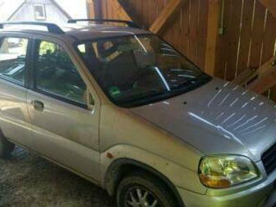 used Suzuki Ignis 4x4 Allrad